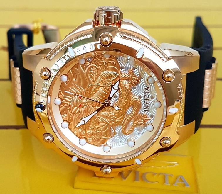 8aa7e48bbd9 Relógio Invicta Lançamento 25777 Original Maleta. - R  1.799