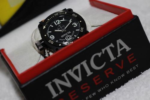 relógio invicta linha russian diver 1959 modelo 7274