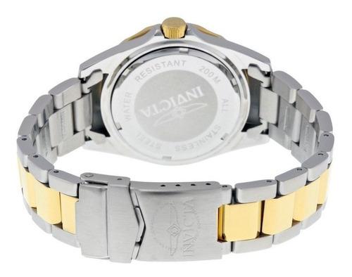 relógio invicta masculino 200m 8934 pro diver collection