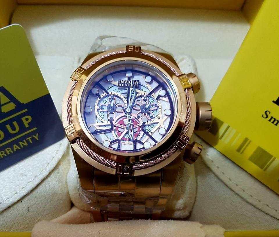 ba08efc0b48 Relógio Invicta Bolt Zeus Skeleton Masculino (originais) - R  1.499 ...