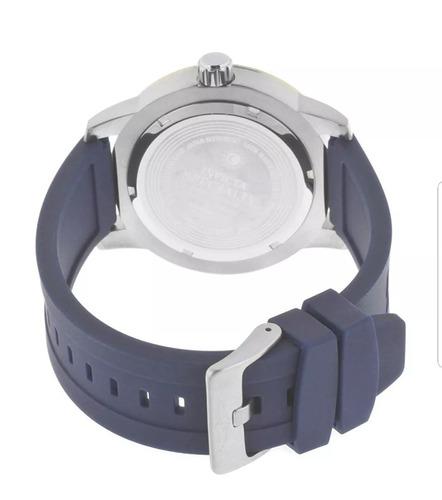 relógio invicta  masculino pulseira de silicone unissex