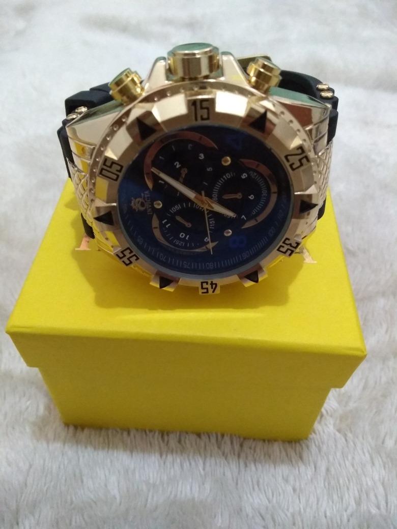 fec59a76404 relógio invicta masculino subaqua + caixinha - frete gratis. Carregando  zoom.