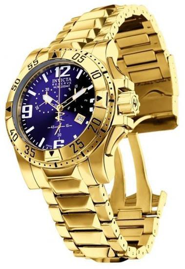 5c7ada11350 Relógio Invicta Men s 5676 Reserve Collection Excursion Banh - R ...