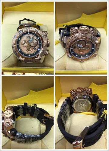 relógio invicta noma 5 subaqua - original - frete gratis