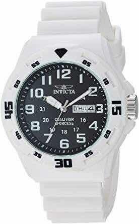 relógio invicta novo mod  coalition forces 25326