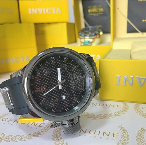relogio invicta original russian diver 0555
