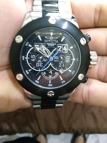 relógio invicta platinum russian diver 1959 - original
