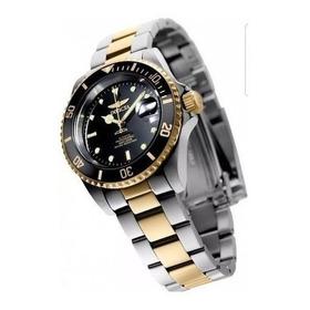 Relógio Invicta Pro Automático 8927ob Original Prata Ouro