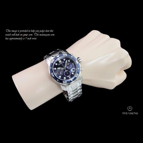 relógio invicta pro diver 0070 original