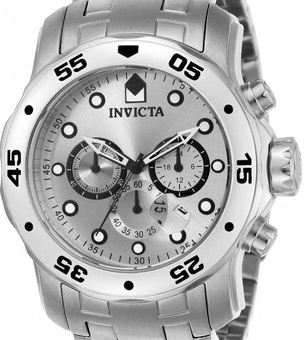 c736990ae2e Relógio Invicta Pro Diver 0071 Prata Masculino - R  739