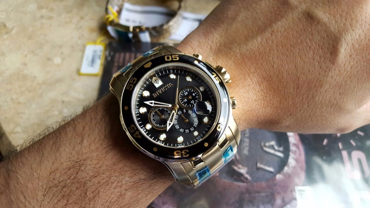 11df236883c relógio invicta pro diver 0072   21922 orginal é aqui. Carregando zoom.