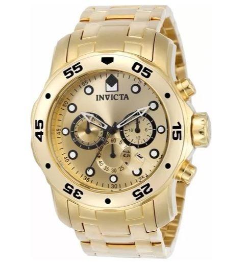 b8293350639 Relógio Invicta Pro Diver 0072 - Masculino Pronta Entrega - R  589 ...