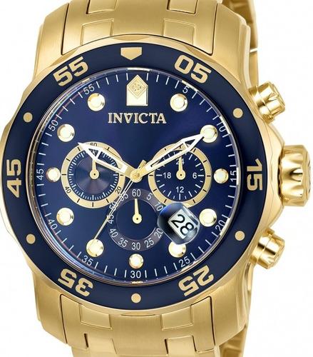relógio invicta pro diver - 0073 - original