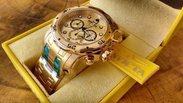 fe614993ffd Relógio Invicta Pro Diver 0074 - Originall - R  1.259