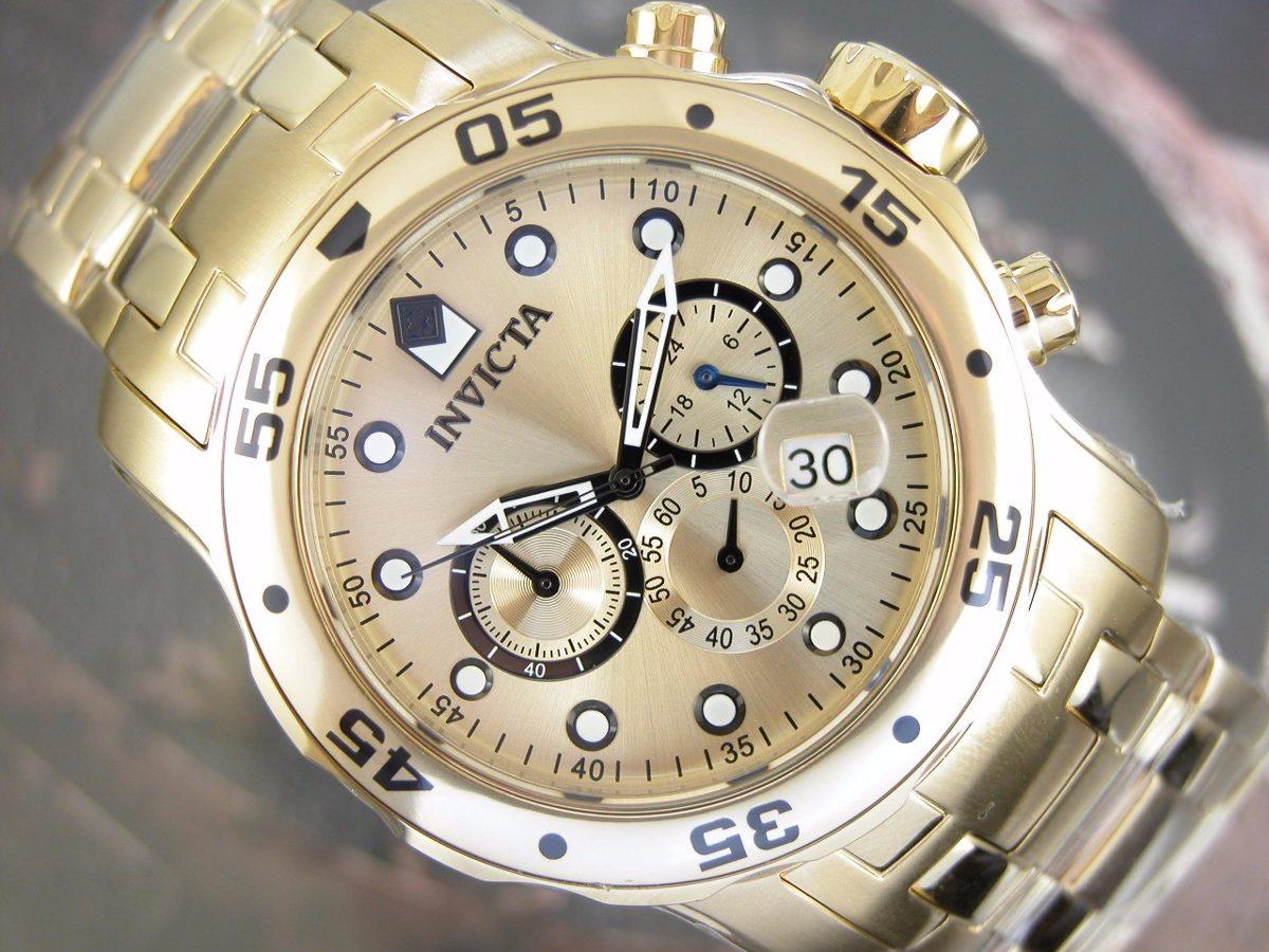 9a8bfaece35 Relógio Invicta Pro Diver 0074 Produção 2019 Super Oferta - R  699 ...