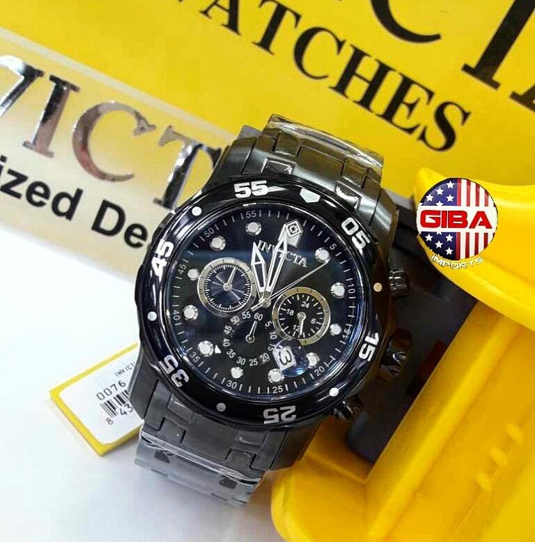 570e3c4f188 Relogio Invicta Pro Diver 0076 - R  799