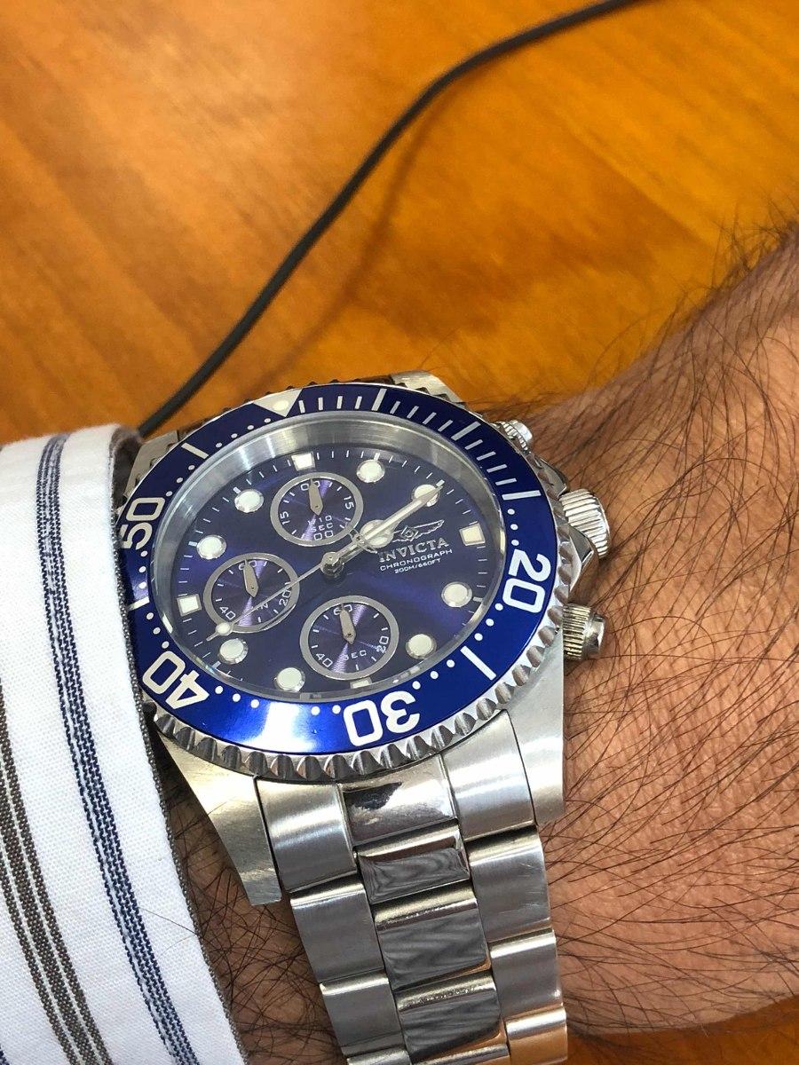 0914efbf471 Relógio invicta pro diver lindo em mercado livre jpg 900x1200 Mercado relogio  invicta watches