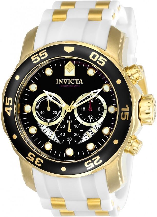 6e71e4d0939 relógio invicta pro diver 20289 original banhado ouro 18k. Carregando zoom.