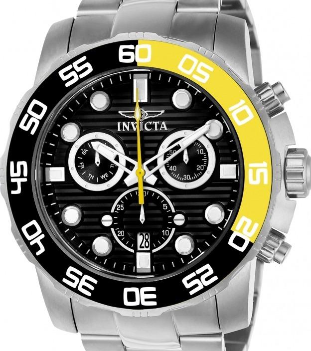 4c34d27485d Relógio Invicta Pro Diver - 21553 Prata Masculino - R  699