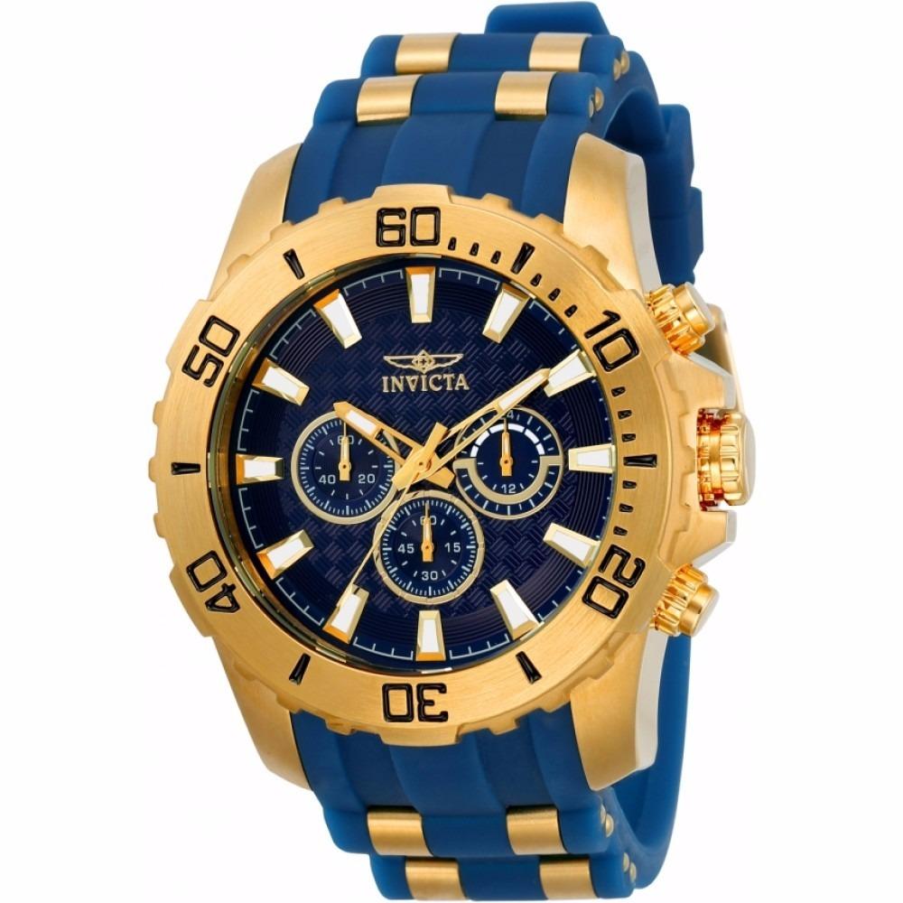 eb360b1aaf3 relógio invicta pro diver 22556 masculino. Carregando zoom.