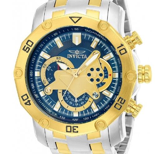 relógio invicta pro diver 22762 (0077)
