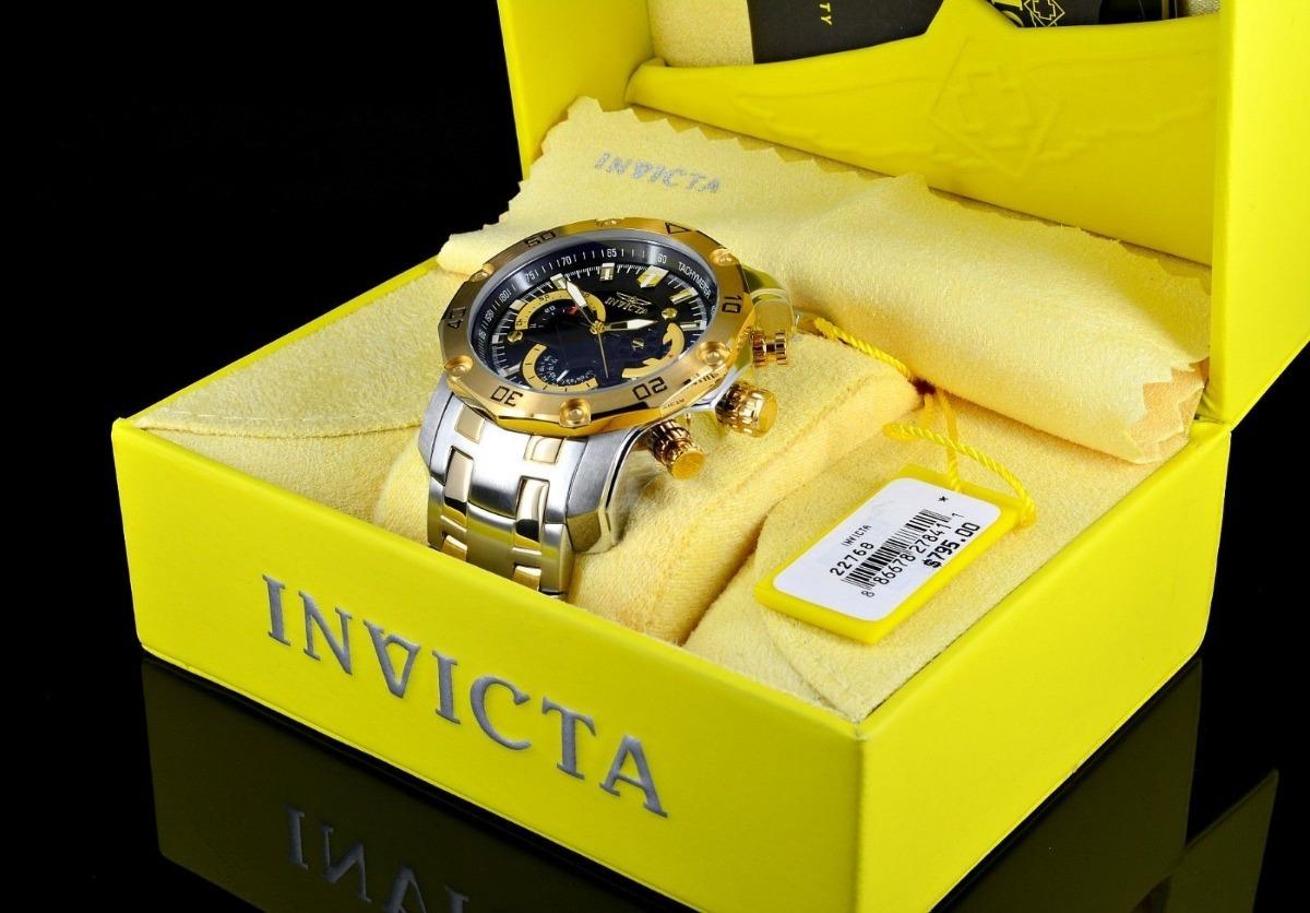 c8e2d4e1c08 relógio invicta pro diver 22768 original. Carregando zoom.