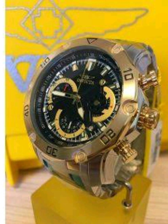 6611ea141fc Relógio Invicta Pro Diver 22768 de Origem Italiana. - R  780