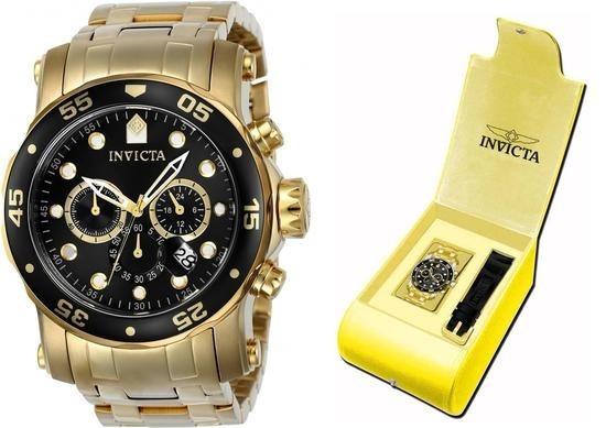 a6aaca9677d Relogio Invicta Pro Diver 23650 Masculino - R  724