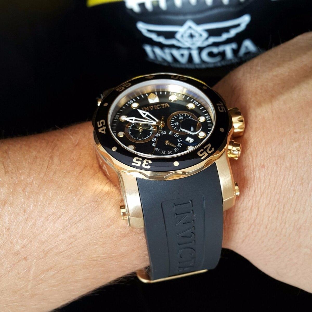 24009c324d1 relógio invicta pró diver 23650 troca pulseira masculino nov. Carregando  zoom.