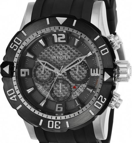 relógio invicta pro diver - 23698 original