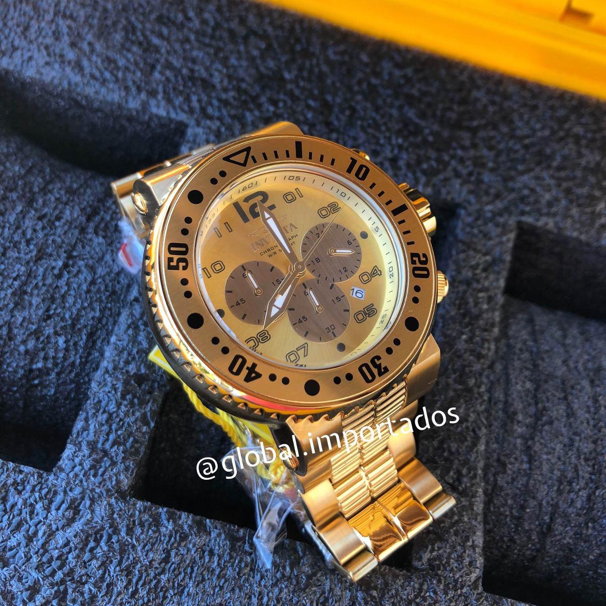 a76be142b9d relógio invicta pro diver 25076. Carregando zoom.