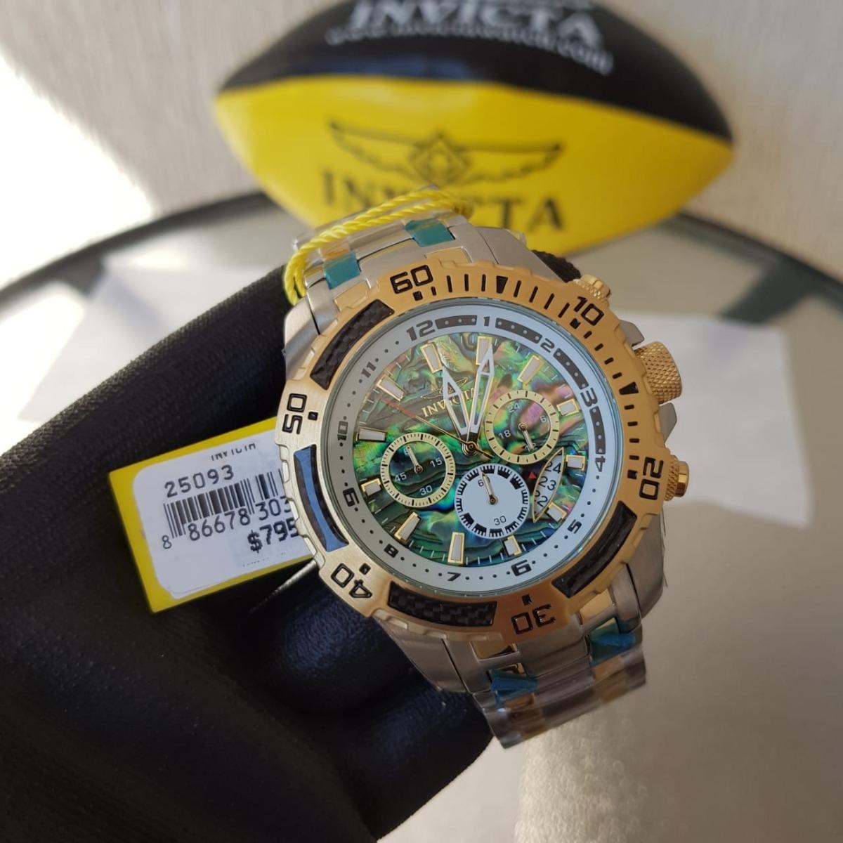 196fcbc3f88 Relógio Invicta Pro Diver 25093 Original - R  1.450