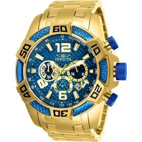 Relógio Invicta Pro Diver 25852 Masculino Banhado Ouro 18k