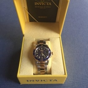 0c4a1272363 Relógio Invicta Pro Diver Automático Aço Inox 8928 Top Eua - R  699 ...