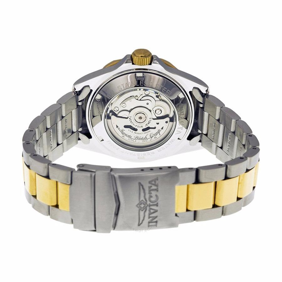 9c27d3a6ee8 relógio invicta pro diver automático aço inox 8928ob. Carregando zoom.