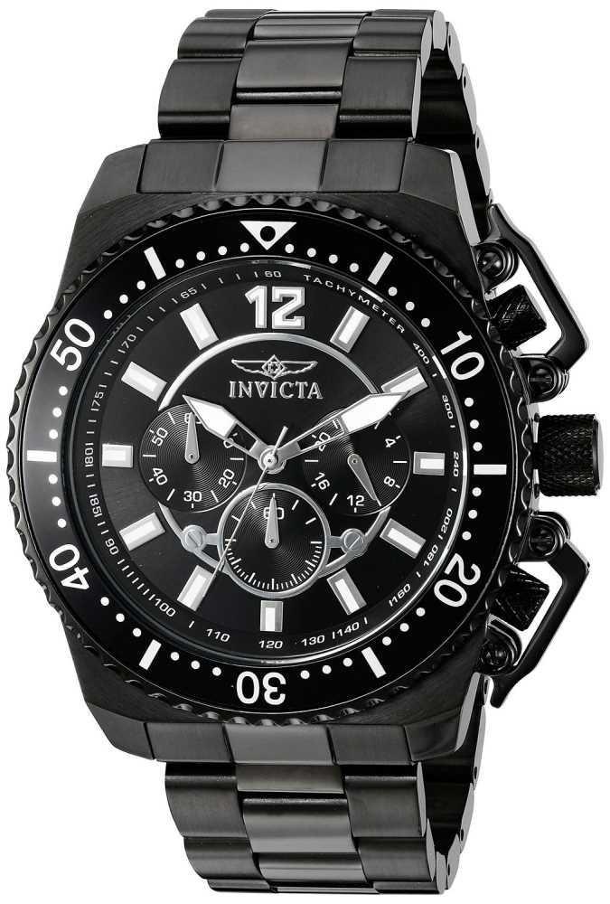 295a8b89197 Relógio Invicta Pro Diver Chronograph 21959 48mm Fumê - R  852