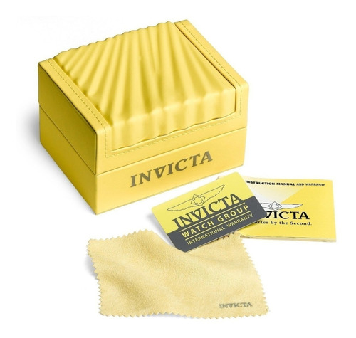 relogio invicta pro diver gold ouro 18 k mod 17448 original