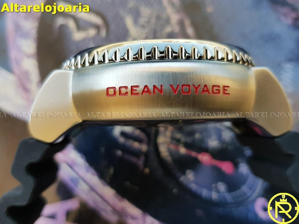 276954b3e71 Relógio Invicta Pro Diver Ocean Voyage 26734 Cronógrafo - R  699