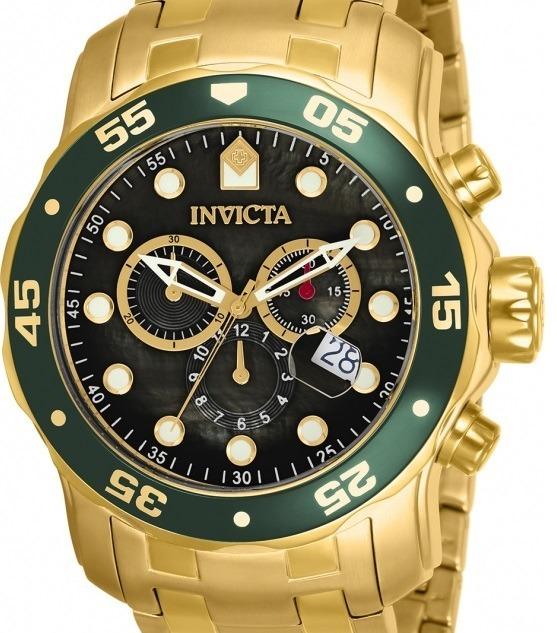 9e7101f2515 Relógio Invicta Pro Diver Scuba 80074 Masculino 0075 - R  560