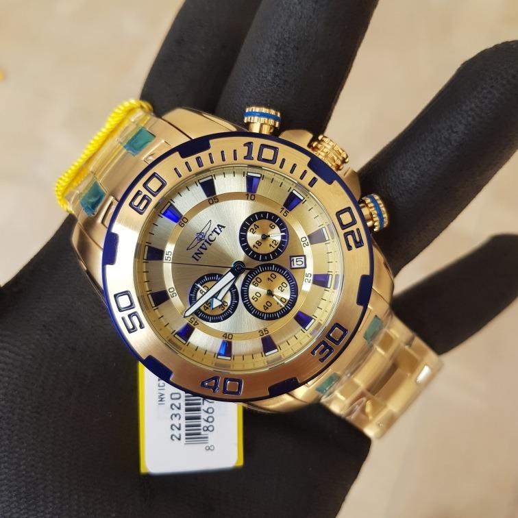 ba17249d678 Relógio Invicta Pro Diver22320 Lançamento 100%original Lindo - R ...