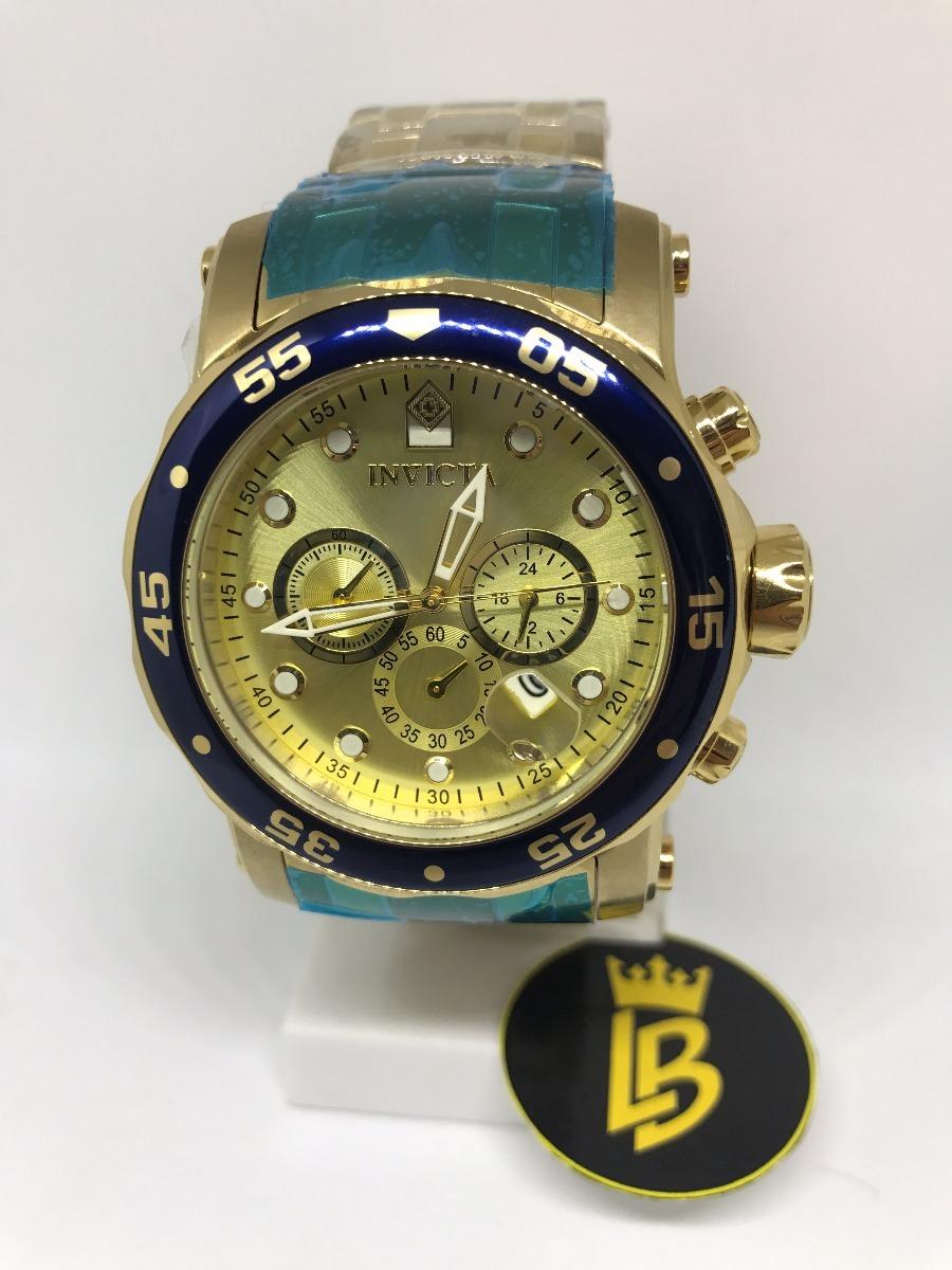 70875c819d9 relógio invicta pro driver 23669 troca pulseiras original. Carregando zoom.