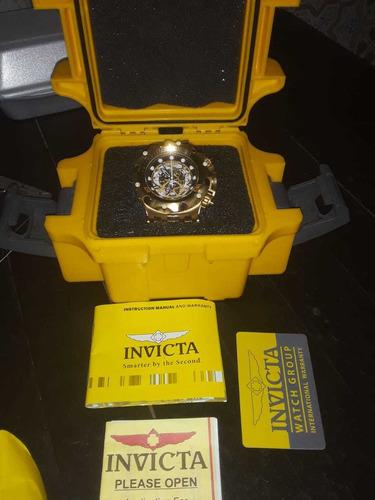 relógio invicta reserve