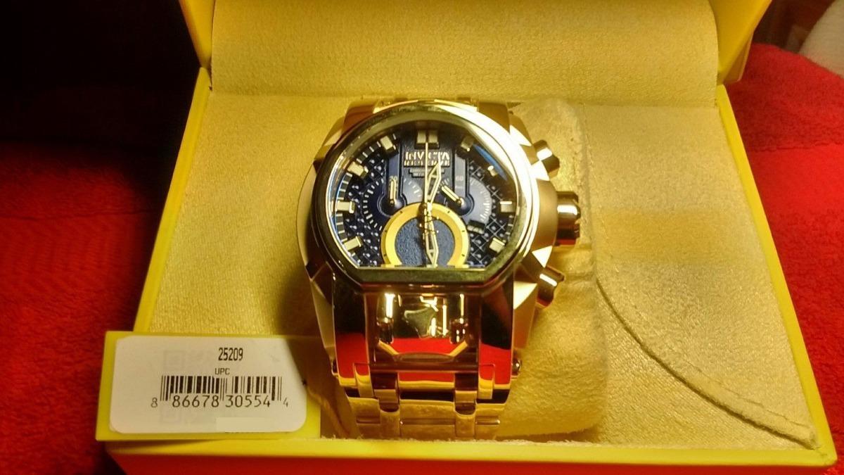 b464f9f4a62 relógio invicta reserve bolt zeus magnum 25209 original. Carregando zoom.