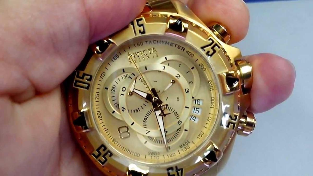 cf15e2121de relógio invicta reserve excursion 6471 invicta frete gratis. Carregando zoom .