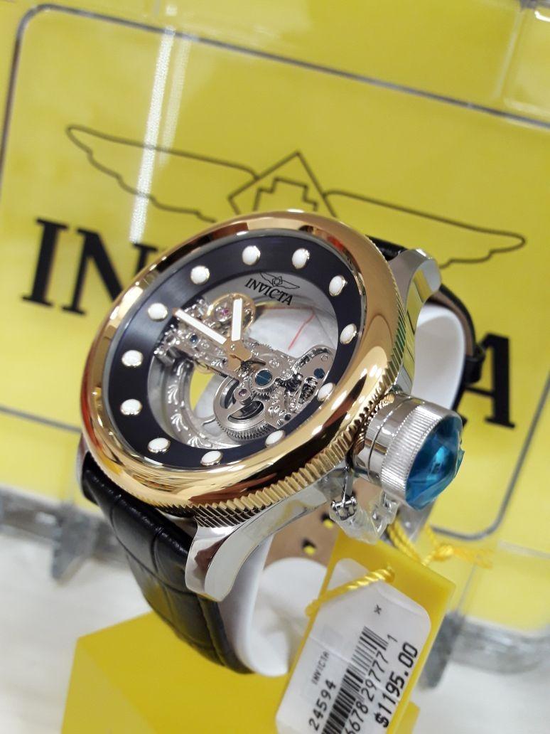 63ca874ae51 relógio invicta russian diver 24594 automático. Carregando zoom.