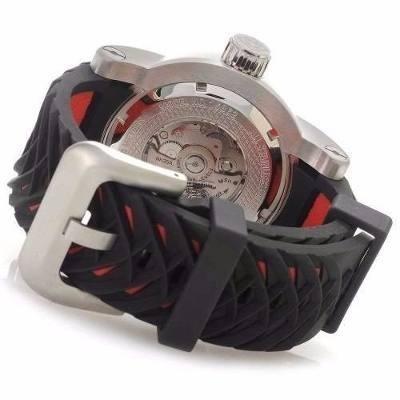 18fad52e04e Relógio Invicta S1 Yakuza 15862 Prata Automático + Caixa - R  279