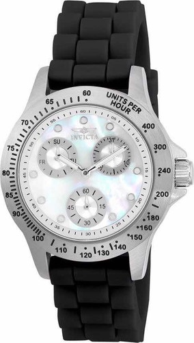 relógio invicta speedway 21968 unisex novo