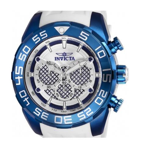 relógio invicta speedway 26300 - azul
