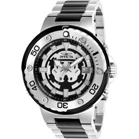Relógio Invicta Star Wars Stormtrooper 26203 Colecionador