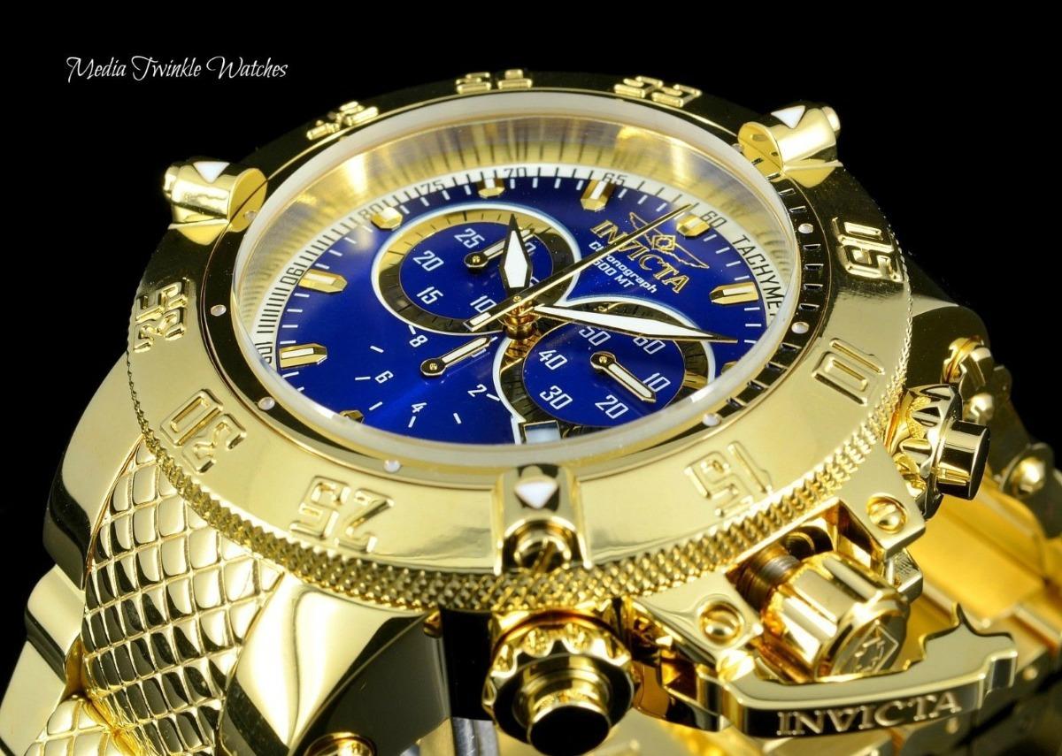 9580a0a04d2 Relógio Invicta Subaqua 14502 14500 14501 Original Maleta - R$ 2.198 ...